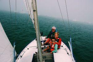Mit Kindern an Bord